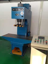 China Fully Automatic C Frame Hydraulic Press 10 Ton Hydraulic Press For Fitting supplier
