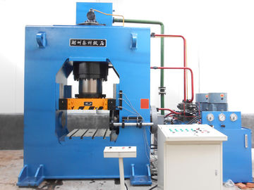 China Multi Directional 40 Ton Hydraulic Press , Steel Extrusion Press For TubeFitting supplier
