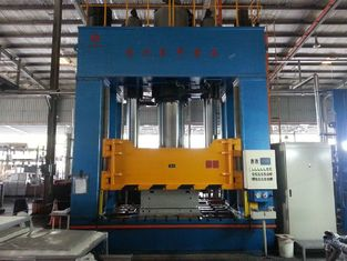 China Y71 1600T Servo Hydraulic Molding Press For SMC Material Adjuatable Speed supplier