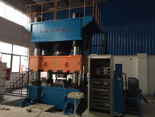 China Straight Side Brass Extrusion Press , 1250 Ton Automotive Hydraulic Press supplier
