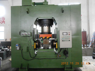 China High Accuracy 63 Ton Hydraulic Extrusion Press For Fishing Reel PLC Control supplier