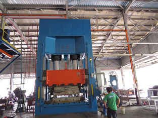 China 1600 Ton Hydraulic Thermoforming Press , Plastic Compression Moulding Machine supplier