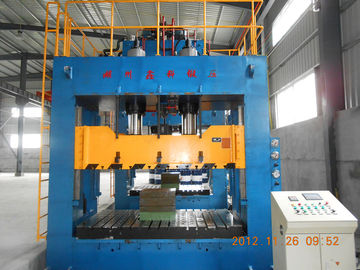 HY27 315T Oil Hydraulic Drawing Press , Hydraulic H Frame Press Simple Structure