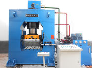 China Multi Directional 40 Ton Hydraulic Press , Steel Extrusion Press For TubeFitting factory