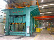 China Light Curtain Protection H Frame Hydraulic Press Machine 2000 Ton Nominal Force factory
