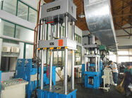 China 400 Ton Deep Drawing Double Action Hydraulic Press Machine For Fire Extinguisher factory