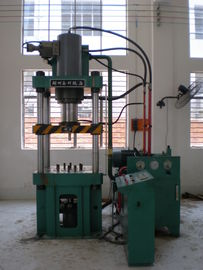 Automatic Four Column Hydraulic Press 200T Single Acting Hydraulic Press Computerized