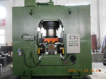 China High Accuracy 63 Ton Hydraulic Extrusion Press For Fishing Reel PLC Control factory