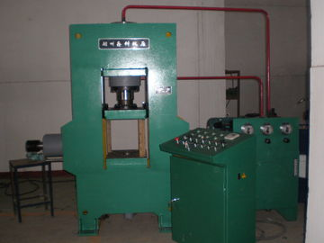 China Pipe Fitting Oil Hydraulic Extrusion Press Equipment 100 Ton High Speed distributor