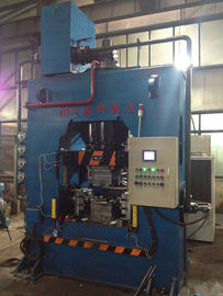 China 315 Ton Hydraulic Copper Extrusion Press , Compact Hydraulic Press For Plumbing HY33 distributor