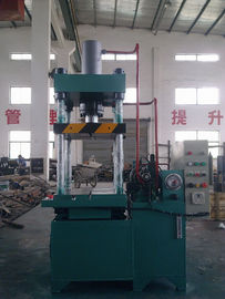 63T 3 Beam Four Column Hydraulic Press Machine Working Force Adjustable