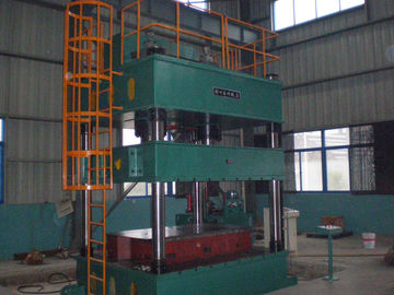 Four Pillar 1000T Hydraulic Deep Drawing Press Equipment For Long Cylinder