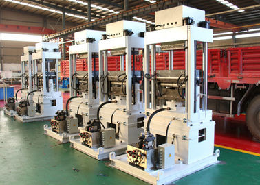 315T 4 Post Hydraulic Press , Hydraulic Brake Pad Press Machine For Automotive