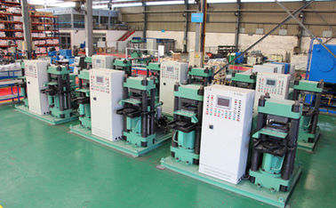 Straight Sided Frame Automotive Hydraulic Press Brake Pads Making Machine