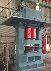 Large 4000 Ton Hydraulic Press , Hydraulic Steel Press For Heat Exchanger Plate