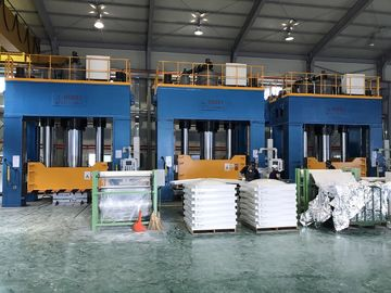 SMC Water Tank 1200 Ton Hydraulic Press Machine , Auto Hydraulic Forming Press
